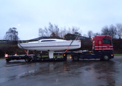 X-Yachts 33-35